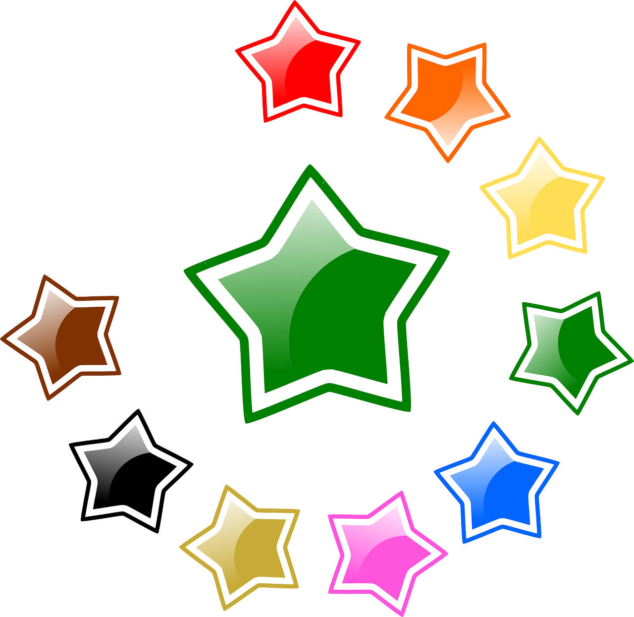 Sterne Sternwertung