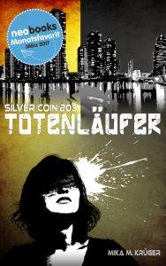 Cover des Buches Totenläufer von Mika M. Krüger