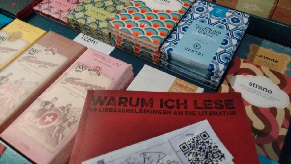 Warum ich lese Buch Fräulein Schneefeld und Herr Hund