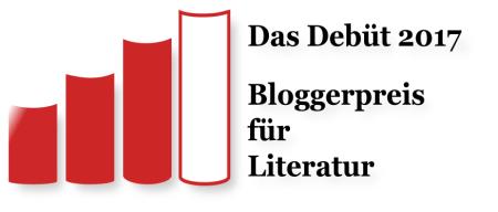 Logo Bloggerpreis Das Debüt 2017